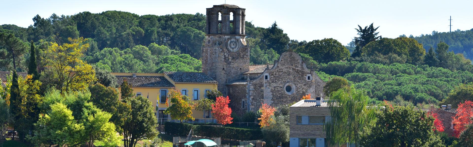 Un poble al cor del Gironès